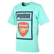 Arsenal T-shirt Fan - Turquoise