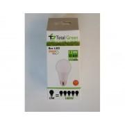 Bec Led 13W lumina calda Total Green 2 ani garantie