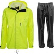Agu Passat regenpak Kleur: fluorescerend geel, Maat: XS fluorescerend geel