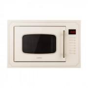 Klarstein Victoria 25 Four micro-ondes encastrable 25L 900 W Grill 1000W - ivoir
