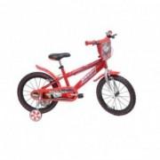 Mondo Disney cars - bicicletta con rotelle diametro ruota 16