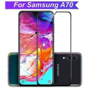 Samsung Galaxy A70 11D Tempered Glass Full Covrage