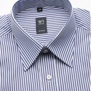 Bărbați cămașă clasică Willsoor Londra 820