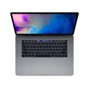 Apple MacBook Pro 15 Touch Bar, Touch ID, 6-Core i7 2.2GHz, 16GB, 256GB SSD, Radeon Pro 555X w 4GB (тъмносив) (модел 2018)