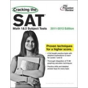 Princeton Review: Cracking the SAT Math 1 & 2 Subject Tests