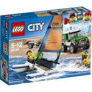 City - 4x4 met catamaran