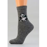 Dětské bavlněné ponožky D012 panda-mele