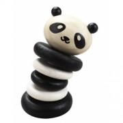 Classic World Panda Rattle