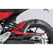 Yamaha MT07 Rear Hugger: Red & Black 730201121