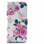 HTC One M9 Caso, [característica Del Soporte Premium] [Estuche] Función De Monedero Cuero Cubierta De La Caja Para Caso De HTC One M9