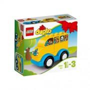 Set de constructie LEGO Duplo Primul Meu Autobuz