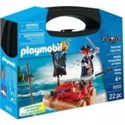 Комплект Плеймобил 5655 - Пиратски сал в куфарче, Playmobil, 2900084