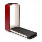 Klarfit Runtasy SE Tapis de course cardio pliable écran LED Bluetooth - rouge