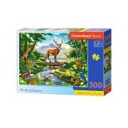 Puzzle Animalele Padurii, 300 piese
