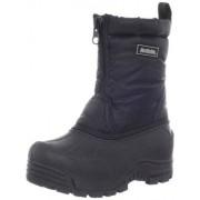 Northside Icicle Winter Unisex Boot (Toddler/Little Kid/Big Kid),Black,11 M US Little Kid