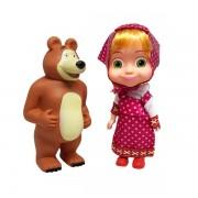 Bábika Máša a Medveď