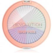 Makeup Revolution Skin Kiss iluminador para ojos y pómulos tono Dream Kiss 14 g