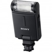 Sony HVL F20M - Flash amovible à griffe - 20 m - Noir