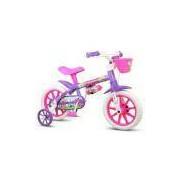 Bicicleta Infantil Nathor Aro 12 - Violet
