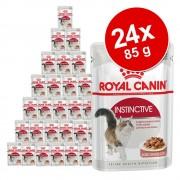 Royal Canin 24x85g Instinctive i ss och gel ekonomipack Royal Canin