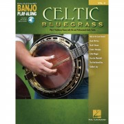 Hal Leonard - Banjo Play-Along Volume 8: Celtic Bluegrass