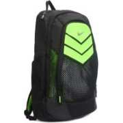 Nike VAPOR POWER BACKPACK Backpack(Black, Green)