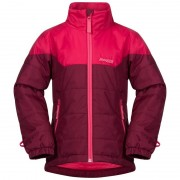 Bergans Ruffen Light Insulated Kids Jacket Rosa