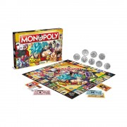 Winning Moves Dragon Ball Super Board Game Monopoly *French Version*