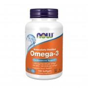 Now Foods Omega-3 100 kapsułek - 100 kapsułek