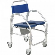 Cadeira Sanitária e de Banho com Rodas Pacific