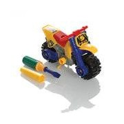 Booster Motorcycle Building Kit with Tools