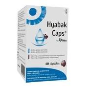 Hyabak caps suplemento alimentar para a visão 60cápsulas - Labs Thea