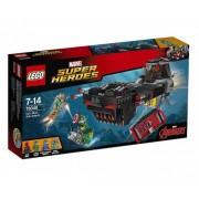 LEGO Marvel Super Heroes 76048 - Нападение с подводницата на Железния череп