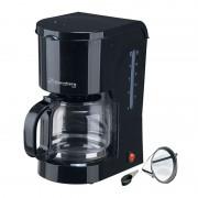 Filtru de cafea Hausberg HB-3600 , 1.2 l, 1200 W, Negru
