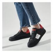 Zapatos Casual De Caminar Fashion-Cool Para Hombre-Negro