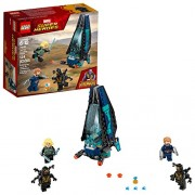 LEGO Super Heroes Outrider Dropship Attack 76101 Building Kit (124 Piece)