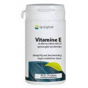 Springfield Vitamine E 400iu