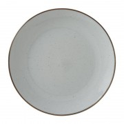 Xenos Dinerbord Emma - 25 cm - wit