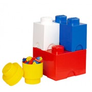LEGO Storage, Set 4 cutii depozitare