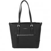 Dámská černá kabelka Flora & Co F3784