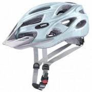 Uvex Onyx Casco per bici (52-57 cm, nero/grigio/bianco)