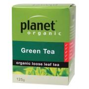 Organic Loose Leaf Tea - Green Tea 125g