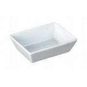 Ciotola in porcellana Dimensioni cm 10 x 7,5 x 3 h Confezione da 3 pezzi Modello 82117101