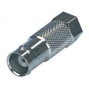 Valueline FC-023 F aljzat - BNC aljzat adapter