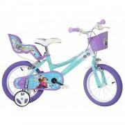 Dino Bikes Bicicleta Dino Bikes Disney Frozen 14 Pulgadas