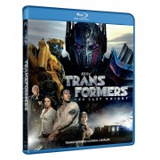 Transformers:The Last Knight:Mark Wahlberg, Anthony Hopkins, Stanley Tucci, John Turturro - Transformers:Ultimul cavaler (Blu-Ray)