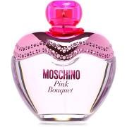MOSCHINO rózsaszín csokor EdT 100 ml