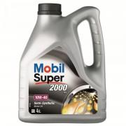 MOBIL SUPER 2000 X1 10W-40 4л.