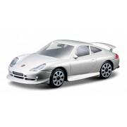 Porsche 911 Carrera plata, Bburago Street Fire Auto Modelo 1:43, Nuevo, OVP /ITEM#G839GJ UY-W8EHF3128866
