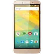 "Smart telefon Prestigio PSP3533DUO Zlatni DS 5.26""IPS,QC 1.3GHz/1GB/8GB/8&2Mpix/Android 6.0"